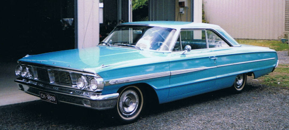 Jim Pierces 1964 Ford Galaxie 500 2 Door Hardtop